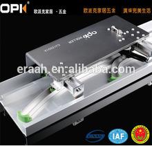 prfile shape Intelligent in-line sliding door OPK roller, coplanar sliding door roller system