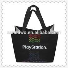 OEM service any size design custom shopping bag