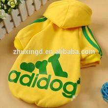 Hot sale adidog sweatshirts for pet, pet products dogs, adidog