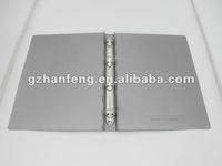 A4 metal ring binder