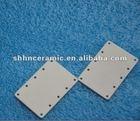 Electronic insulation al2o3 ceramic substrate