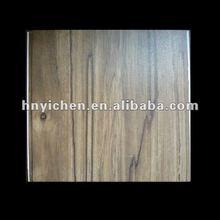 2013 new wood laminated interior pvc panels,pvc wall panels in China