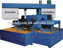2012 SINAIDA Brand Automatic 0-45 Degree Around 500mm Angle Cutting Metal Band Saw Machine