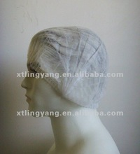 Disposable non-woven surgical hat
