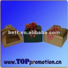 fashion ECO-friendly paper food packaging box