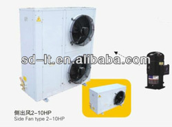 Air Cooled Condensing Unit for Refrigeration Freezer and Cold Rooms (JZW Series Box Type)