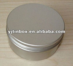 High Quality Food Grade Empty Round Tins