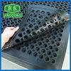 Interlock Rubber Antifatigue Anti Slip Mat For Worker