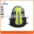 şık yürüyüş sırt çantası, pu dağlık yürüyüş çanta