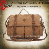 2013 vintage leather messenger bags for men/canvas casual messenger bags for men/young mens messenger bag