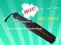 De alta sensibilidad de mano militar detectores de metales gc-1001 con fácil y conveniente para operar