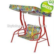 kids hanging swing chairs