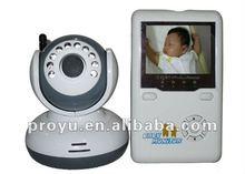 2.4 inch Digital wireless baby monitor,wireless PY-B9020