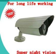"2012 BEST Sell bullet camera serveillance 1/3"" SONY 650TVL, Low Illumination, DWDR, OSD, 3D NR Sense up Sony 638/639 + RJ 10"