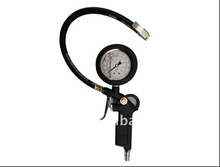 digital tire inflator and gauge/tire inflation tools