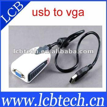 1600x1200 USB VGA display adapter