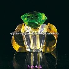Newest design of 2012 crystal Perfume display bottle