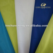 colorful 100% polyester fabric Mercerized Plain Cloth for Garment