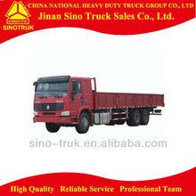 Low price HOWO 10 wheel cargo truck
