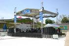 aluminum outdoor concert event stage