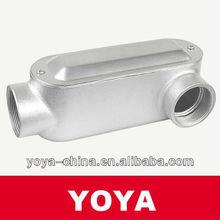 C.LB. LL .LR .T Style - Aluminum Conduit Bodies