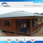 Beautiful cheap wooden house bungalow