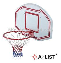 Portable youth rim basketball backboard combo