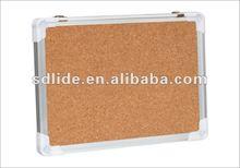 Frame aluminum Cork board notice board LD001~FB