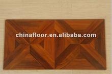 2012 New arrival HDF parquet flooring
