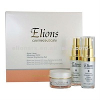 Plant Stem Cell Skin Care Set skin whitening serum and cream