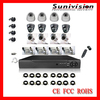 Promotion !!16CH DVR Kit/CCTV DVR System /Security Camera Kit SURPPORT 3G WIFI