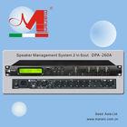 DPA260A 2IN/6OUT Speaker Management System/Digital Sound Processor/Digital