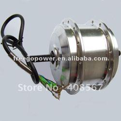 brush hub motor 36V 500W for electric bike