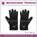 gants de nettoyage de microfiber de bijoux imprimés du logo d'écran en soie