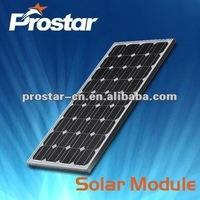 high quality monocrystalline flexible solar panel 60w