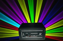 3W RGB animated sd card and pc controlled stage laser light HF-3000RGB