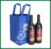 Promotional High quality wine carrier bag