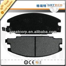 Semi-metallic brake pads for FORD / ISUZU / OPEL D4029
