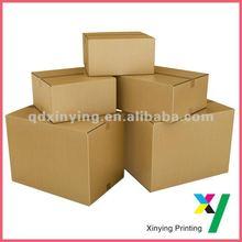 Ecofriendly Flexo Printing Corrugated Carton Box