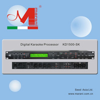 KD1500-SK Professional Digital Karaoke Processor