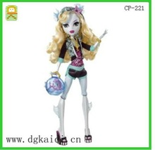 Hot sale high quality Monster plastic ABS doll