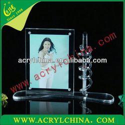 New Style Acrylic Photo Frame , hot girls acrylic photo frames , acrylic Sex girls photo frame 2015