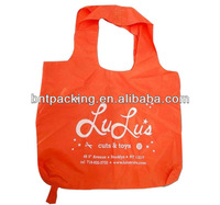 190T/210D foldable polyester bag,waterproof polyester bag,recycled polyester bag
