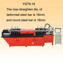 Hot sale!!! steel wire straightening and cutting machine GT6-16