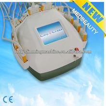 2013 New !!! 12 pads Lumislim Lipo Laser machine for weight loss
