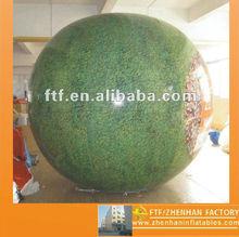 giant inflatable globe balloon