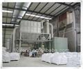 Caco et marbre, minérale. machine de pulvérisation
