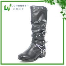 Fashion Designer Snow Boots Kids
