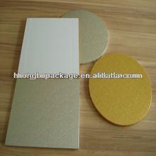 silver wood masonite cake boards