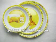 melamine dinner plate sets